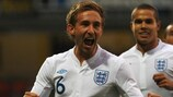Craig Dawson scored twice on his England Under-21 debut against Azerbaijan