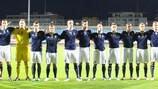 L'Écosse inflige une troisième défaite consécutive aux joueurs du Luxembourg
