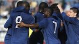 Deux victoires et aucun but encaissé pour l'équipe de France des moins de 21 ans dans le Groupe 9