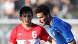 Mattia Destro ha segnato il secondo gol contro la Turchia