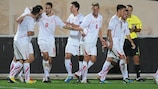 Швейцарцы получат шанс взять реванш у Испании за поражение в финале прошлого чемпионата Европы