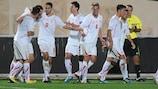 A Suíça vai ter oportunidade de desforrar-se da derrota com a Espanha na final do Europeu deste ano