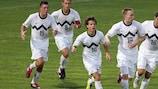 La Slovénie fait partie des équipes espérant décrocher la qualification automatique en septembre