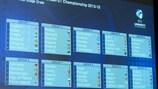 Resultado del sorteo de la fase de clasificación del Campeonato de Europa Sub-21 de la UEFA 2013-15