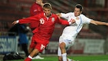 Матчем с Молдовой сборная Уэльса начнет борьбу в квалификации ЧЕ-2015 среди молодежи