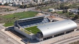 HaMoshava Stadium in Petah Tivka will host four games during the finals