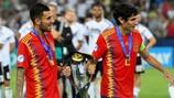 Jesús Vallejo et Dani Ceballos sont dans l'équipe du tournoi