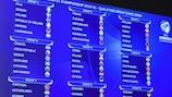 2020/21 Under-21 qualifying draw