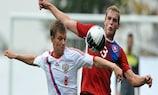 Oleg Shatov in azione nelle qualificazioni