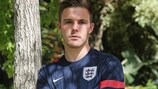Le gardien de but de l'Angleterre Jack Butland a joué un rôle clé dans la série de victoires de l'équipe