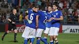 L'Italie fête le but décisif de Lorenzo Insigne contre les Anglais