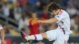 Pavel Yakovlev ha fallito l'unica occaasione della Russia nella sfida contro la Spagna