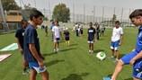 O israelita Omri Altman aguarda o jogo frente a Inglaterra com maior expectativa do que os restantes companheiros