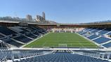 Le Teddy Stadium, à Jerusalem, lieu du dernier match de la phase de groupes pour Israël