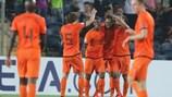 A Holanda foi quem mais golos marcou durante a fase de grupos