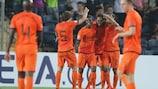 Die Niederlande waren in der Gruppenphase eiskalt
