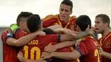 Espanha quer renovar o título frente à Itália