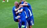 A Islândia registou um início a todo o gás, com duas vitórias fora
