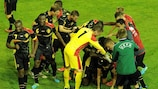 Bélgica se medirá a Italia