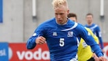 Hordur Magnússon ist einer der isländischen Nachwuchsstars