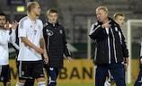 La Alemania de Horst Hrubesch roza la clasificación