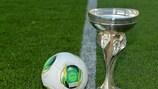 Trophäe der UEFA-U19-Europameisterschaft