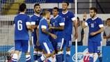 Griechenland kann mit einem Sieg am Mittwoch an der Türkei vorbeigehen