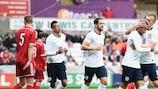 England ist bereits für die Play-offs qualifiziert