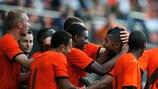 Die Niederlande haben es in die Play-offs geschafft, obwohl sie gegen die Slowakei verloren haben