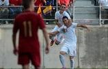 Serbia venció en el Ramón de Carranza y estará en la fase final