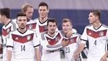 Testspielsiege für England und Deutschland