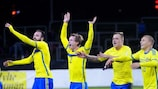 Sweden kick off their U21 EURO against Italy