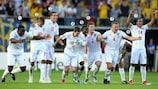 Snap shot: England's epic 2009 semi-final win