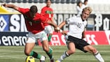 Portugal won 4-2 when the sides last met in a friendly in Portimao in May 2011