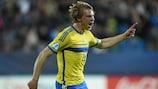 Simon Tibbling, campeón con Suecia en 2015, sigue siendo convocable en el camino hacia el torneo de 2017