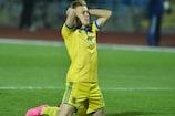 Вингер молодежной сборной Украины Иван Петряк