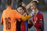 La République tchèque a mis fin au bilan parfait de la Belgique pour passer en tête du Groupe 1