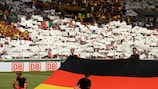 Record crowds at Under-19s in Germany
