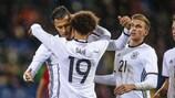 La Germania ha avuto il miglior attacco nelle qualificazioni ed è stata l'unica nazionale a vincere tutte le partite
