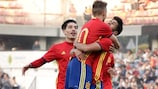 Spanien spielt nächsten Sommer bei der EM in Polen