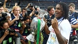 Renato Sanches, a EURO 2016 winner 12 months ago, is in Portugal's squad