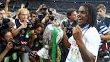 Renato Sanches, vencedor do EURO 2016 no ano passado, faz parte das escolhas de Portugal