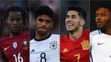 Jogadores a seguir no EURO Sub-21