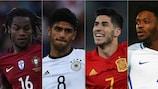 Gli osservati speciali a EURO U21