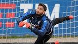 Gianluigi Donnarumma is in the Italy squad