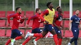 England look like being strong contenders in Poland