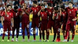 Portugal finished runners-up to Sweden in 2015
