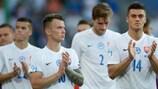 Die Slowakei schied aufgrund des um ein Tor schlechteren Torverhältnisses gegenüber Deutschland aus