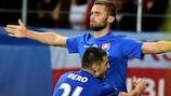 Slovakia comeback downs hosts Poland