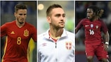 Spain, Serbia, Portugal and FYR Macedonia open their campaigns on Saturday
